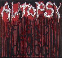 AUTOPSY Fiend For Blood 1991